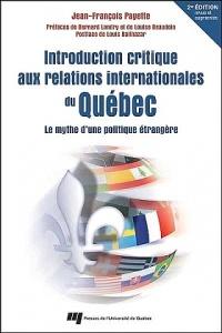 IPSO introduction critique aux relations internationales du Québec