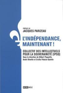 IPSO l'indépendance maintenant